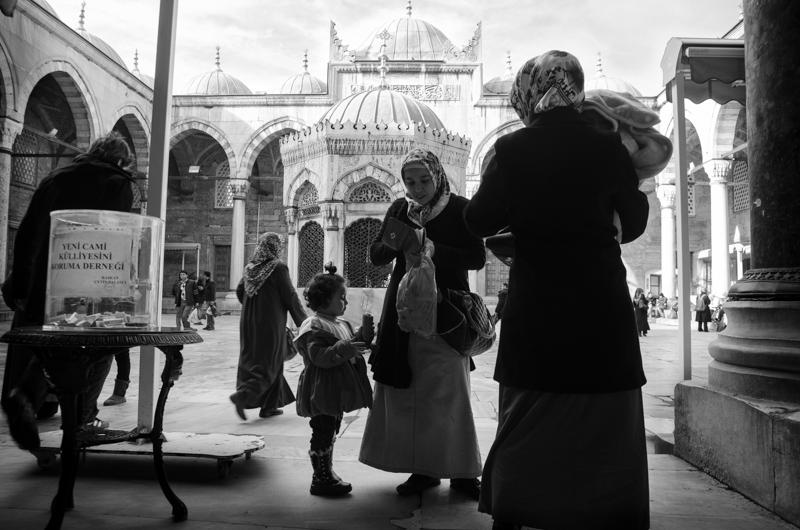 Ri-Trovarsi a Istanbul